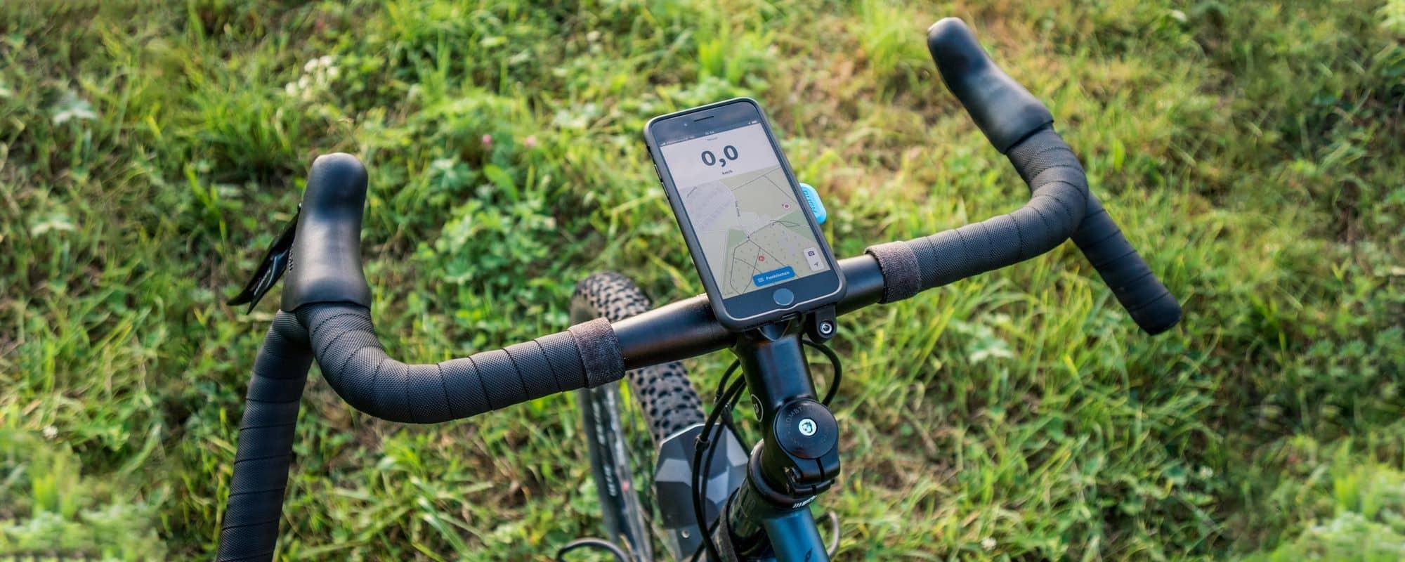 Quad Lock Handyhalter & Bike Kit im Praxistest - die beste Fahrrad Handyhalterung?