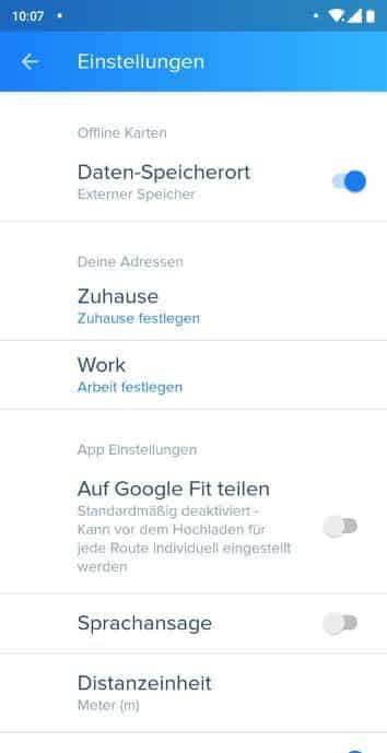 Bikemap Test Erfahrungen Bikemap Offline Karten Speicherort