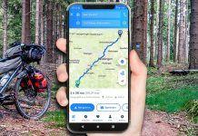 Bikemap Test und Erfahrungen inkl Route erstellen Title