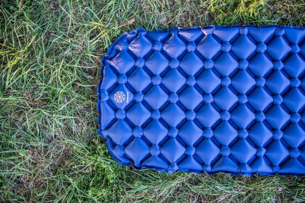 Campingmatte Test Bahidora Isomatte Test Detail