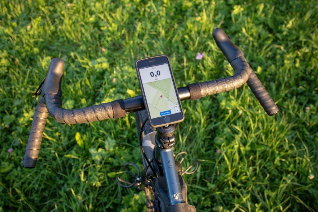 SP Connect Bike Bundle Erfahrungen Fahrrad Handyhalterung Vorbau