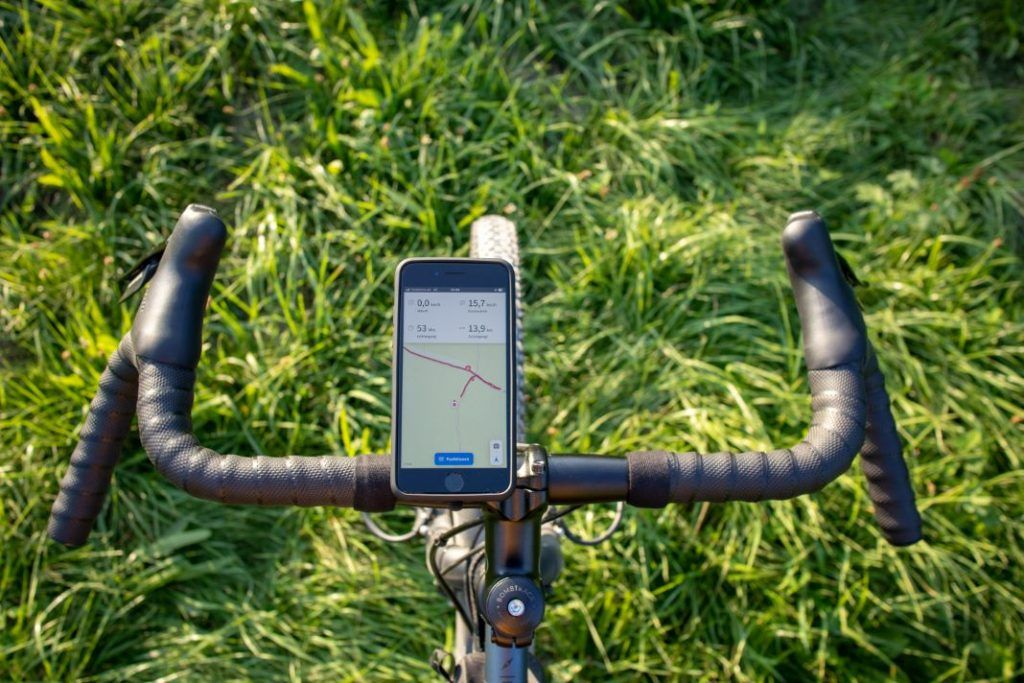 SP Connect Bike Bundle Test Handlebars portrait format
