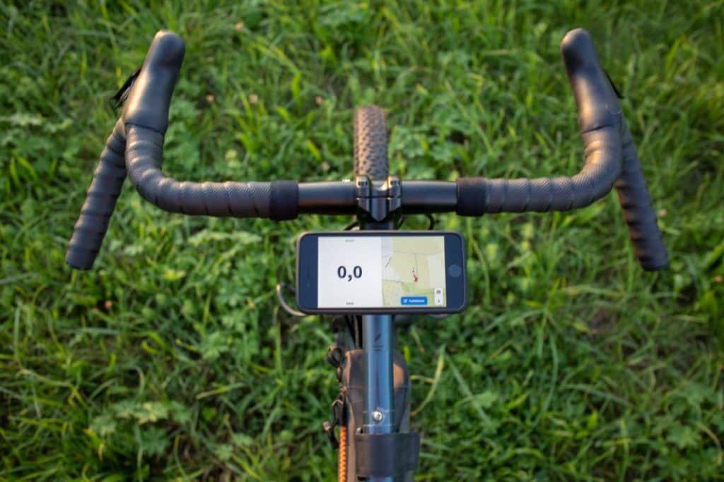 SP Connect Erfahrungen Fahrrad Micro Stem Mount Landscape am Ahead Steuersatz