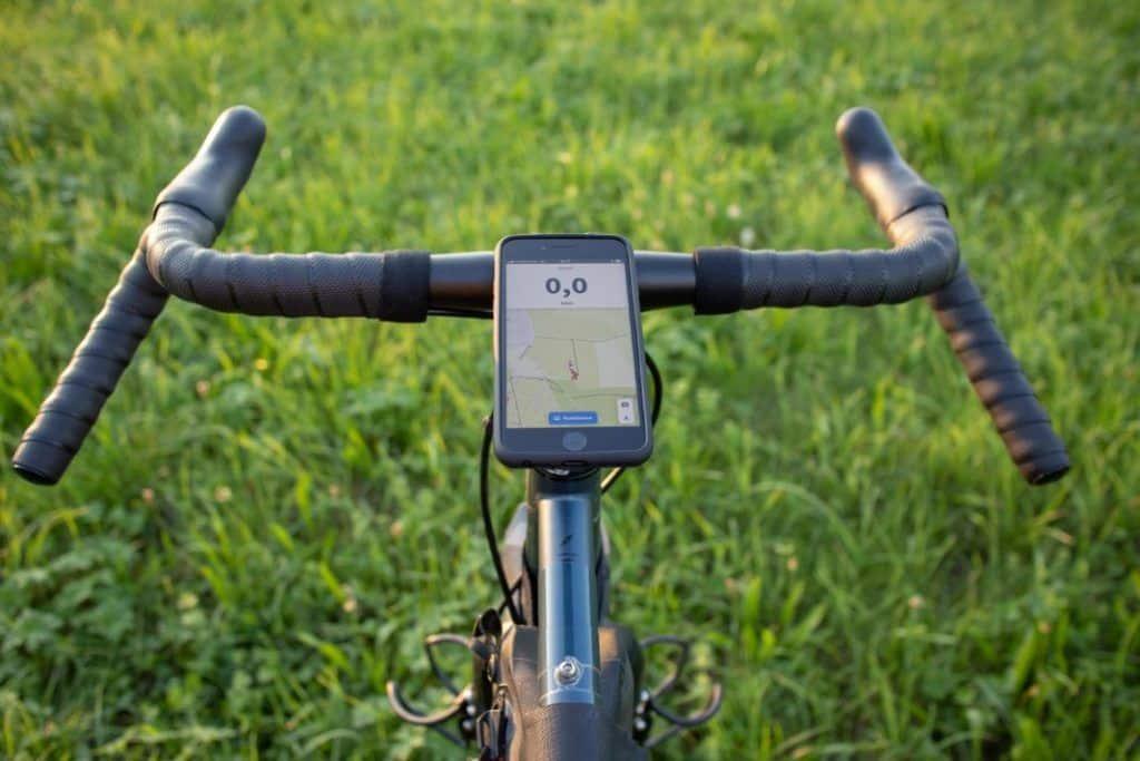 SP Connect Erfahrungen mit iPhone am Fahrrad