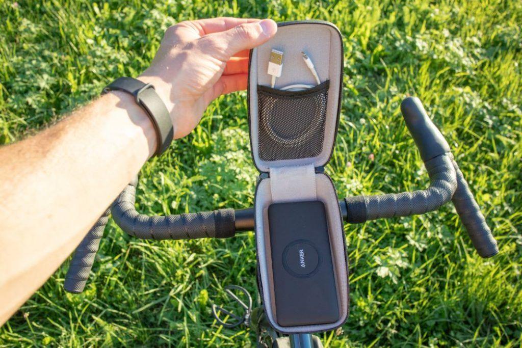 SP Connect Powerbank im Wedge Case von SP Gadgets