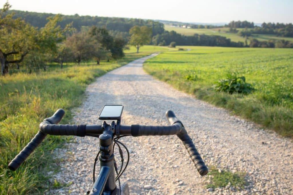 SP Connect Road Bike Bundle Aero Bracket Experience on Gravel