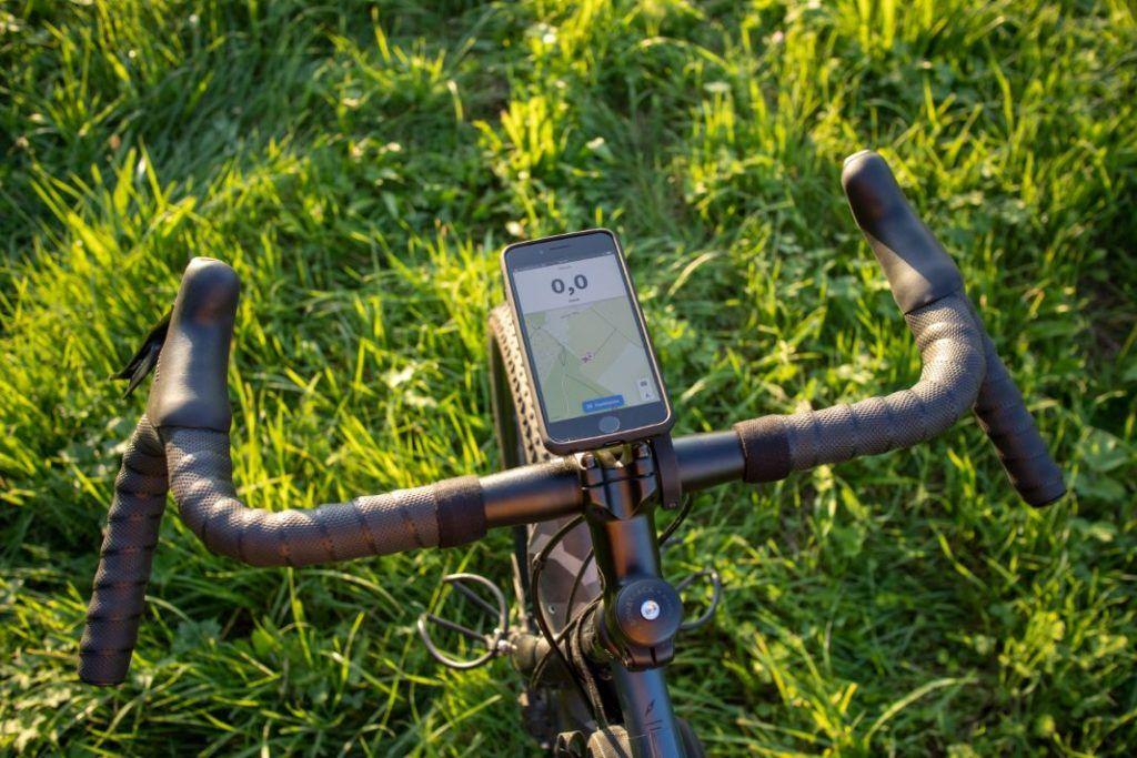 SP Connect Roadbike Bundle Aero Halterung