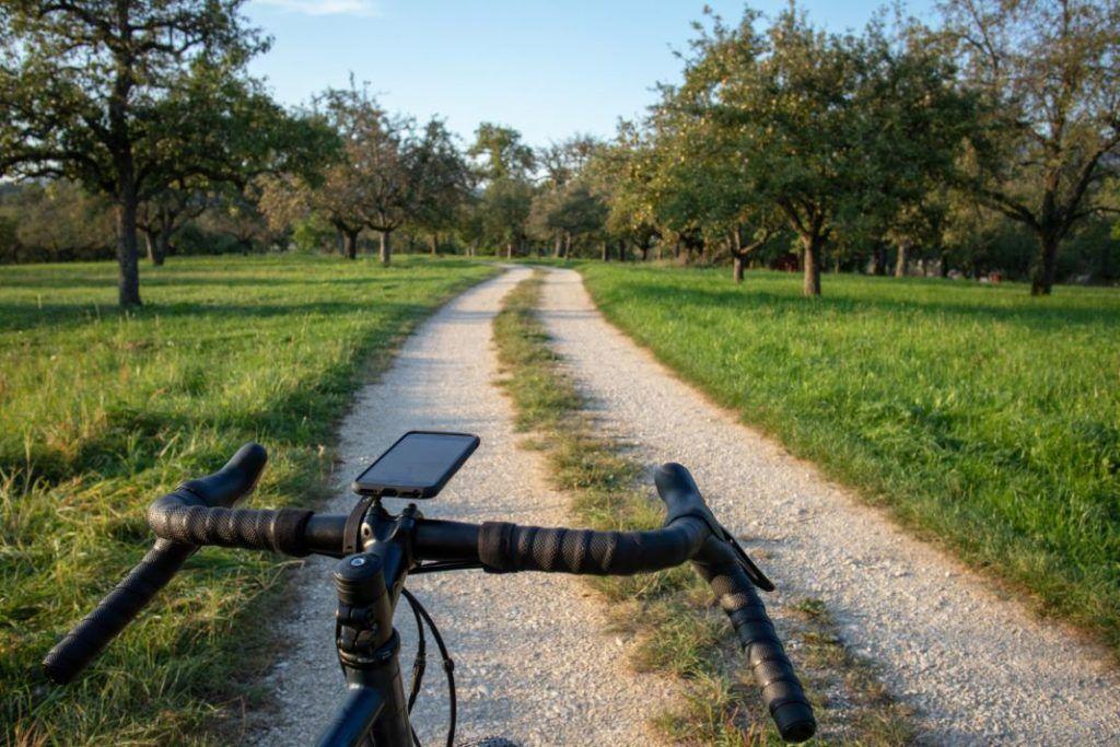 SP Connect Roadbike Bundle Rennrad Handyhalterung Schotter