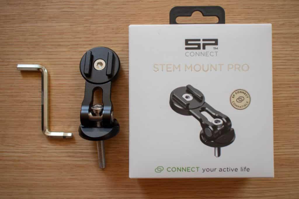 SP Connect Stem Mount Pro Bike Mount Set