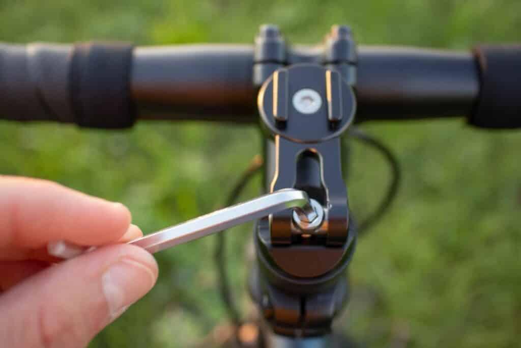 SP Connect Stem Mount Pro Fahrradhalterung Montage