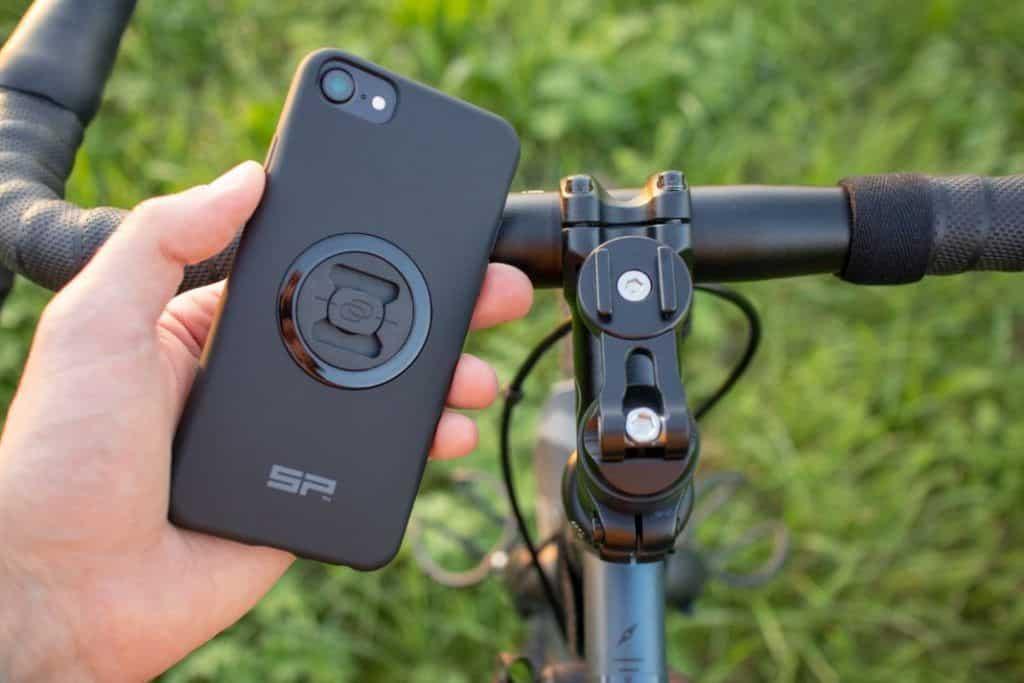 SP Connect Stem Mount Pro Fahrradhalterung Smartphone