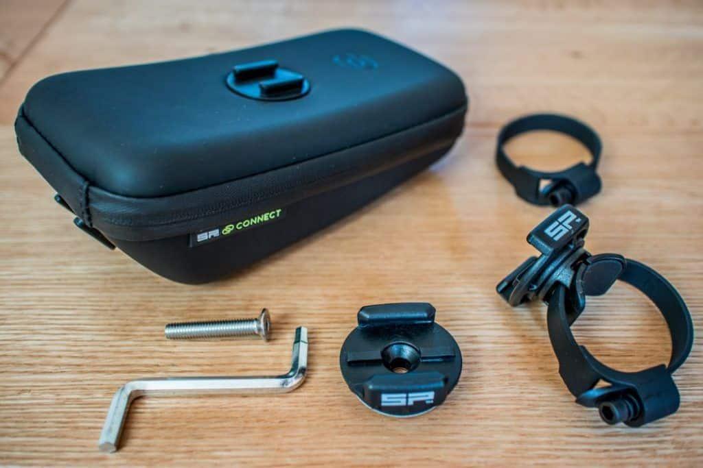 SP Connect Wedge Case Lieferumfang von SP Gadgets
