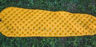 Sea to Summit Ultralight Mat Isomatte Test Title