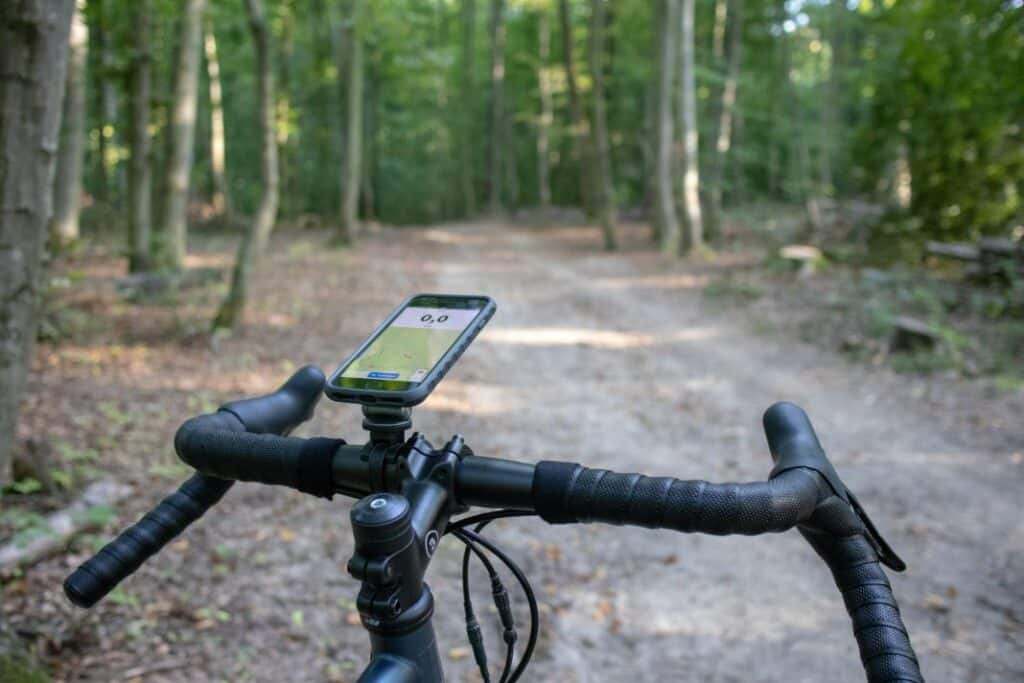 Topeak Fahrrad Handyhalterung iPhone am Lenker
