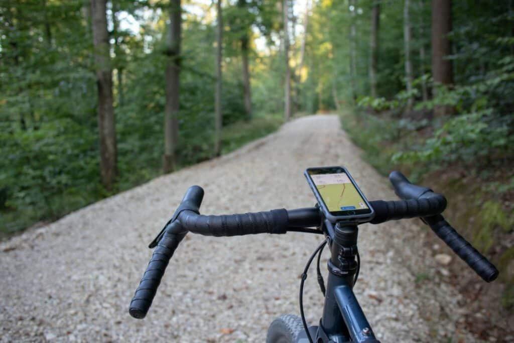 Topeak Ridecase Erfahrungen Halterung Ahead Action