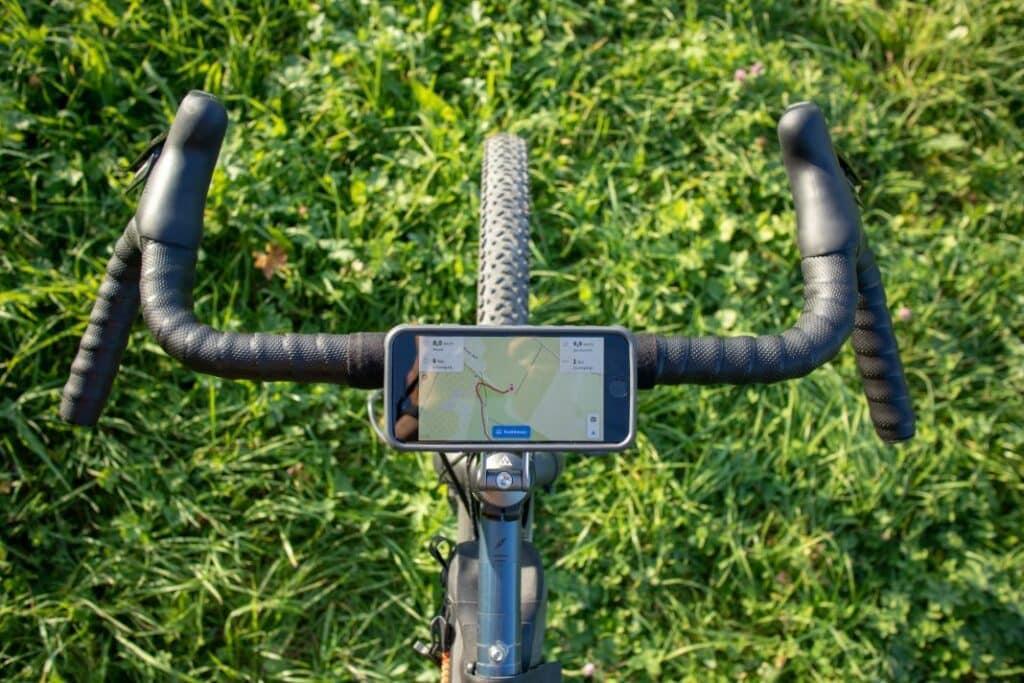 Topeak Ridecase Fahrradhalterung Erfahrungen Ahead Halter Vorbau links