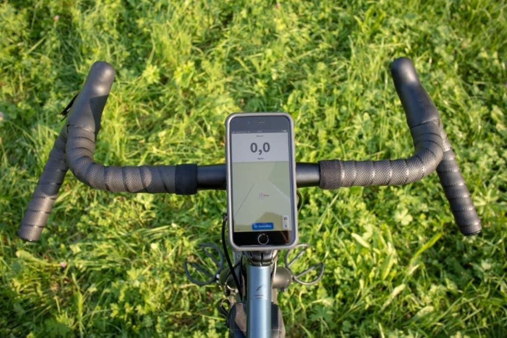 Topeak Ridecase Fahrradhalterung Erfahrungen Ahead Halter Vorbau oben
