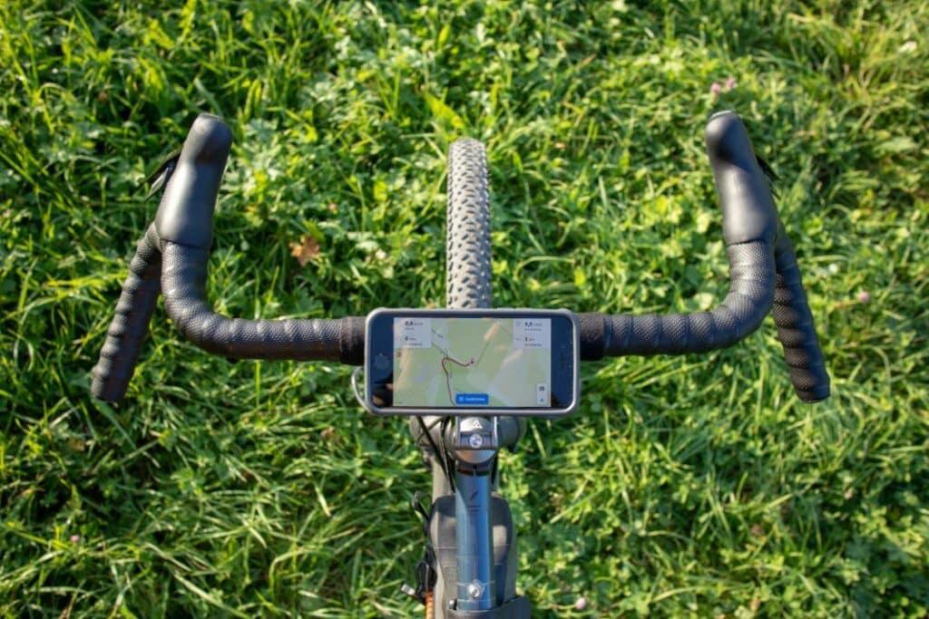 Topeak Ridecase Fahrradhalterung Erfahrungen Ahead Halter Vorbau rechts