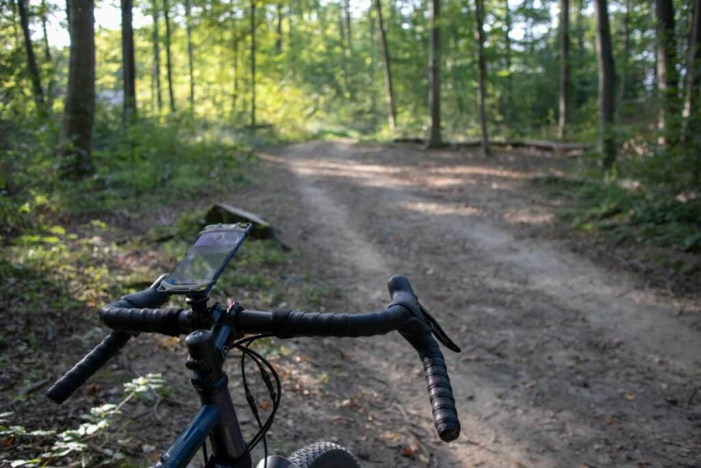 Topeak Ridecase Omni Test Action