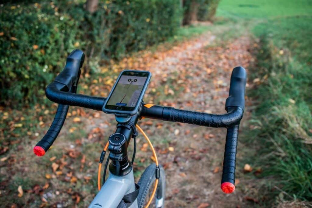 Topeak Ridecase Vorbau Handyhalterung Fahrrad Action