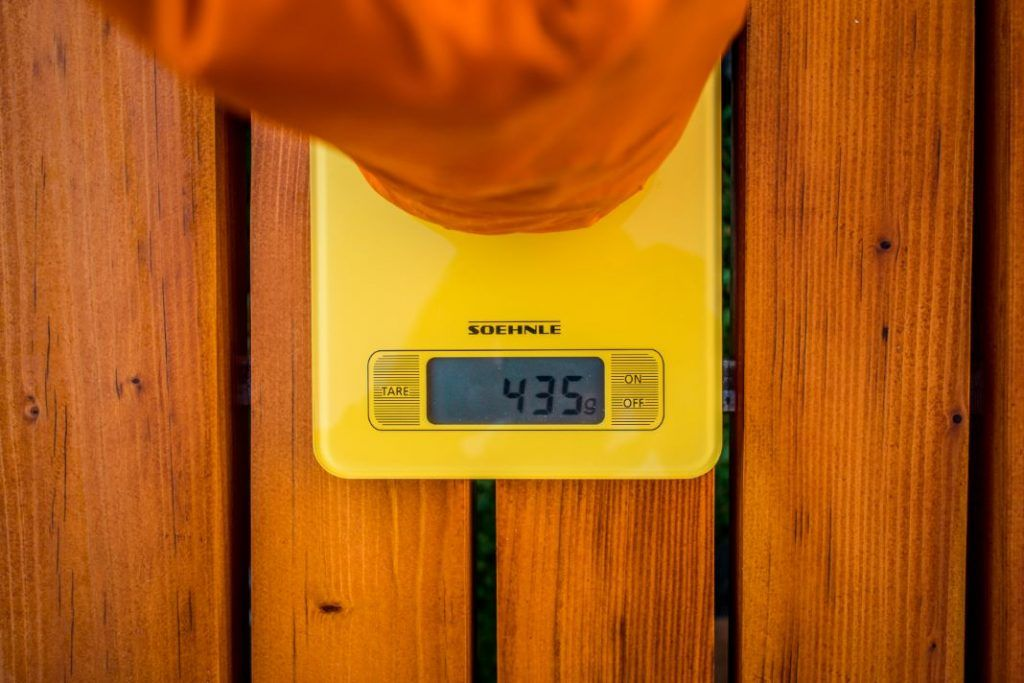 Ultraleicht Isomatte Vergleich Exped SynMat HL Gewicht