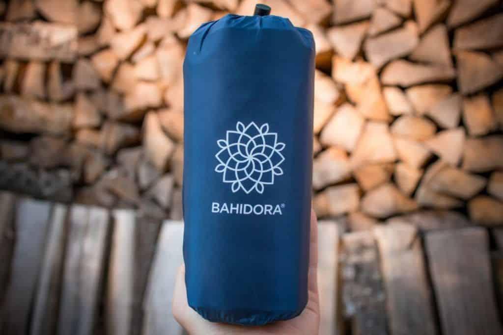 Ultraleicht Isomatte kleines Packmaß Test Bahidora Erfahrungen