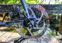 Mechanische Scheibenbremsen Hydraulische Scheibenbremsen Fahrrad Title