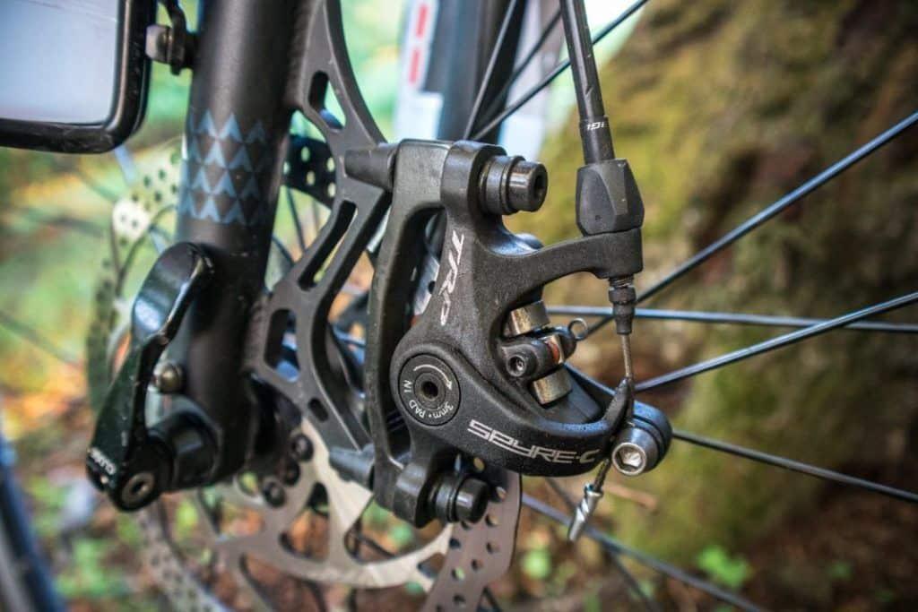TRP Spyre Mechanische Bremse Fahrrad