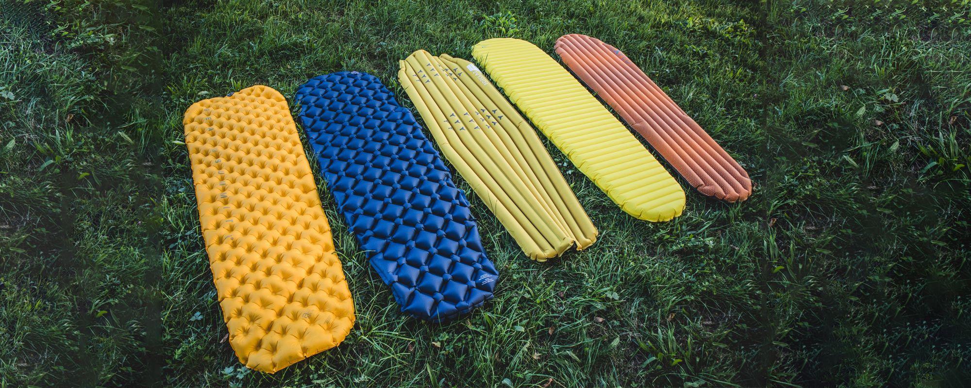 Ultraleicht Isomatte Test & Vergleich -  Federleichte Begleiter für Trekking und Bikepacking