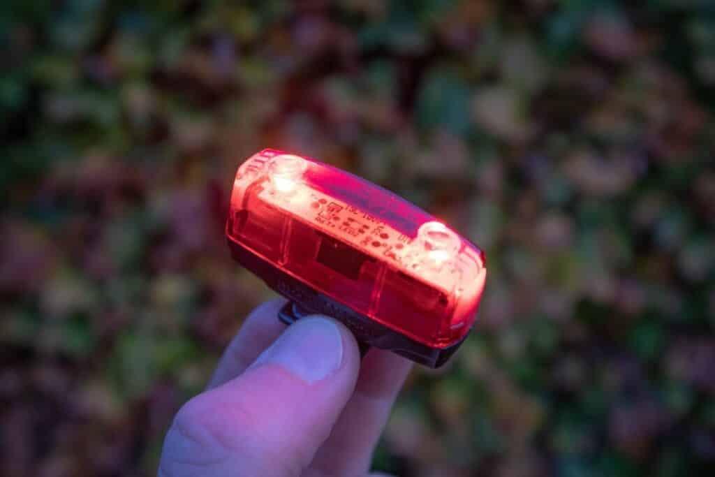 Cateye GVolt 50 Erfahrungen Cateye Rücklicht Cateye Rapid Micro G Test 1