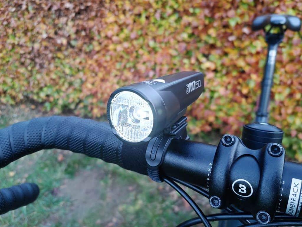 CatEye GVolt 50 Erfahrungen Fahrradbeleuchtung