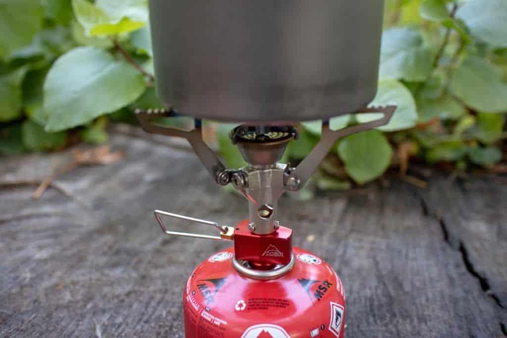 MSR Pocket Rocket 2 Erfahrungen mit dem Outdoor Kocher