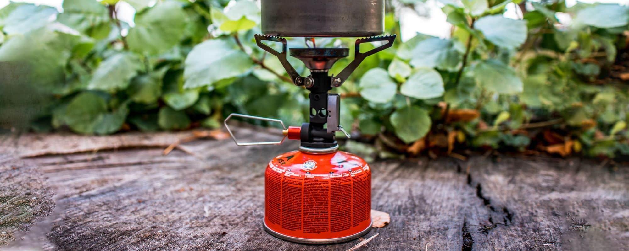 MSR Pocket Rocket Deluxe Test & Experience - strong pocket rocket for the camping kitchen (test winner)