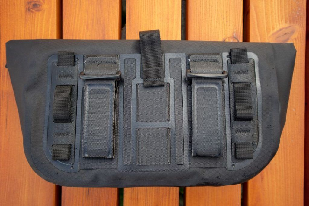 Ortlieb Accessory Pack Test Backside