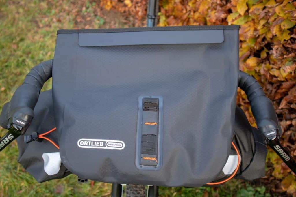 Ortlieb Accessory Pack Test Volume that fits inside