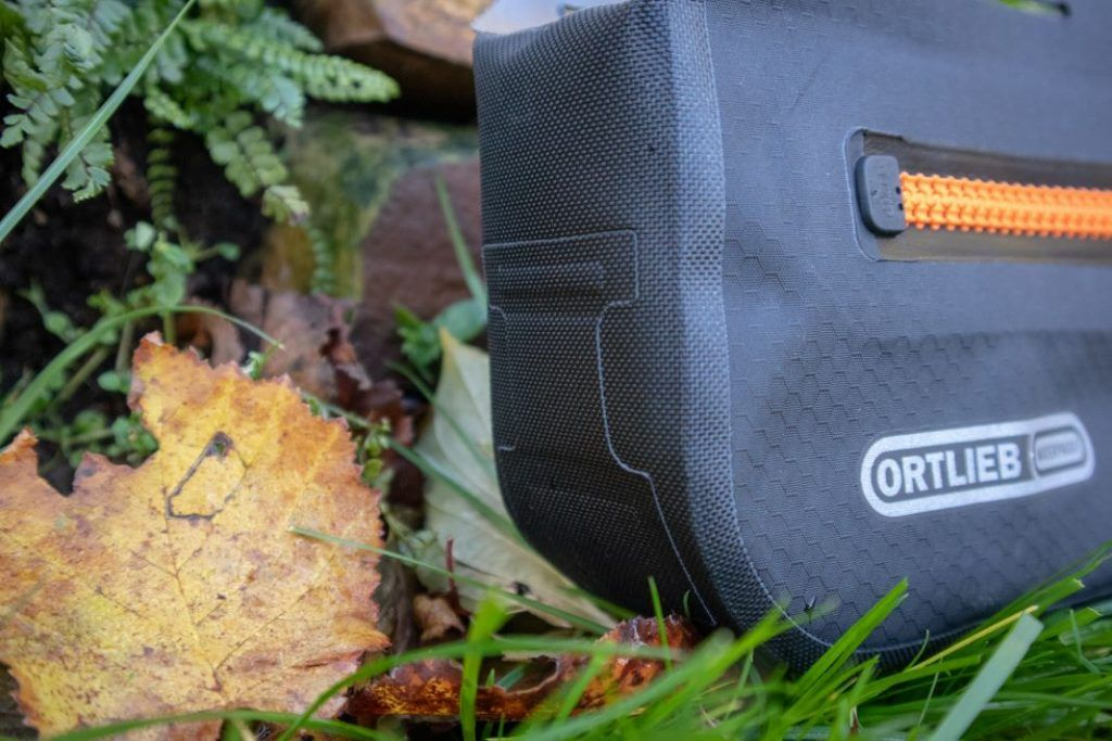Ortlieb Frame Pack Bikepacking frame bag attachment