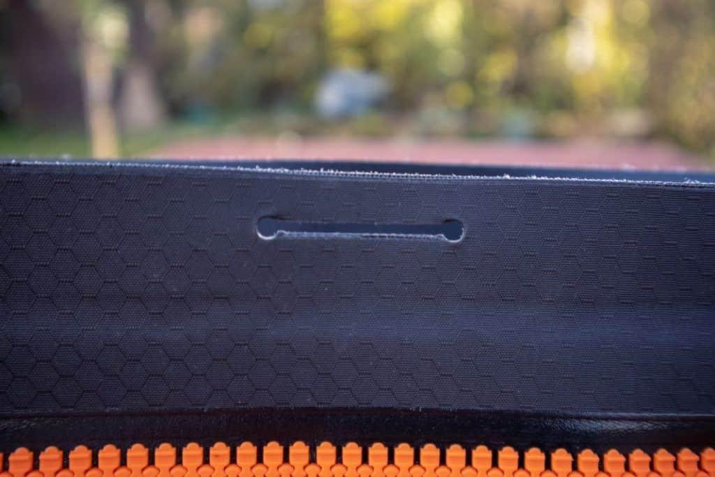 Ortlieb Frame Pack Befestigungsgmöglichkeiten der Bikepacking Rahmentasche