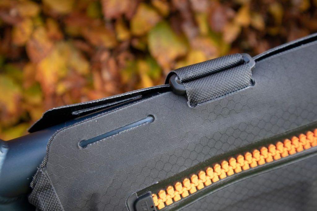 Ortlieb Frame Pack Klettverschluss für Befestigung am Oberrohr