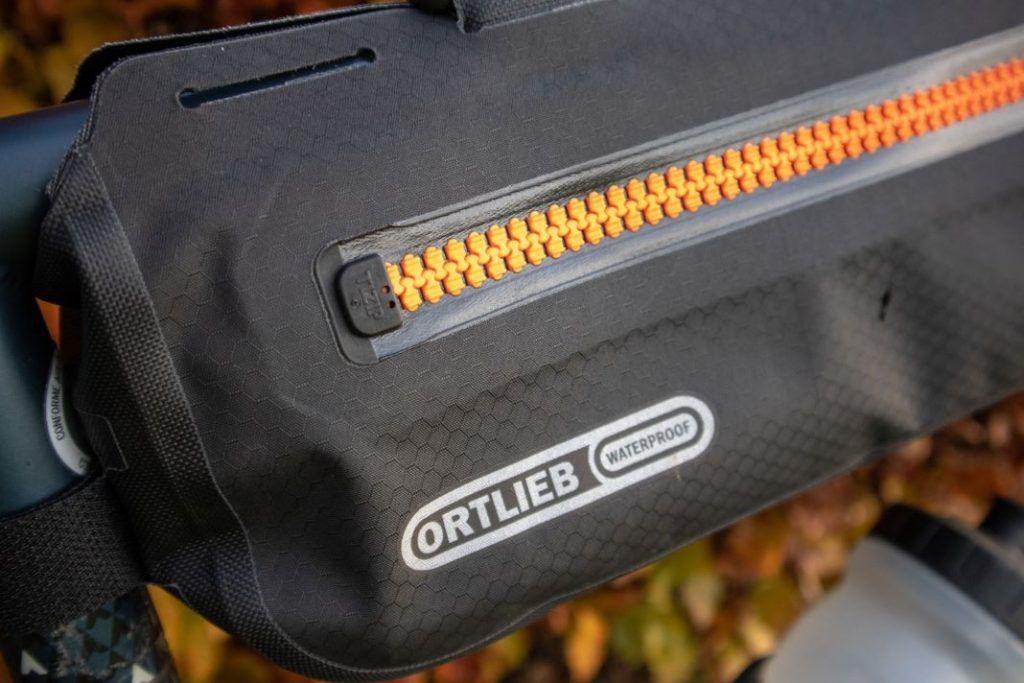 Ortlieb Frame Pack waterproof zipper
