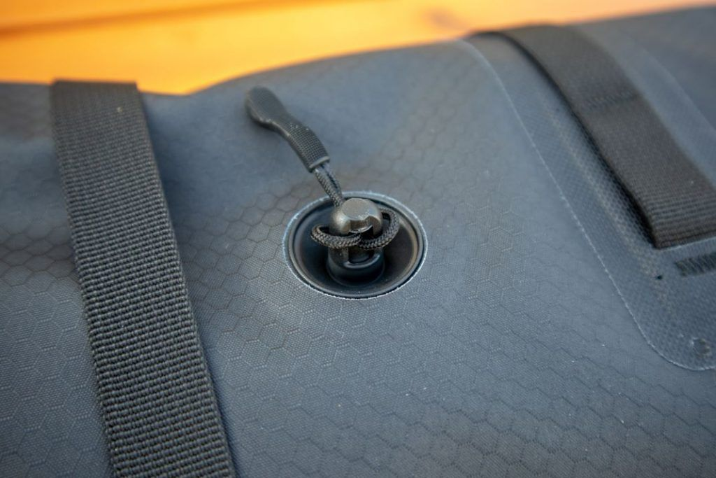 Ortlieb Handlebar Pack 15L Entlüftungs Ventil