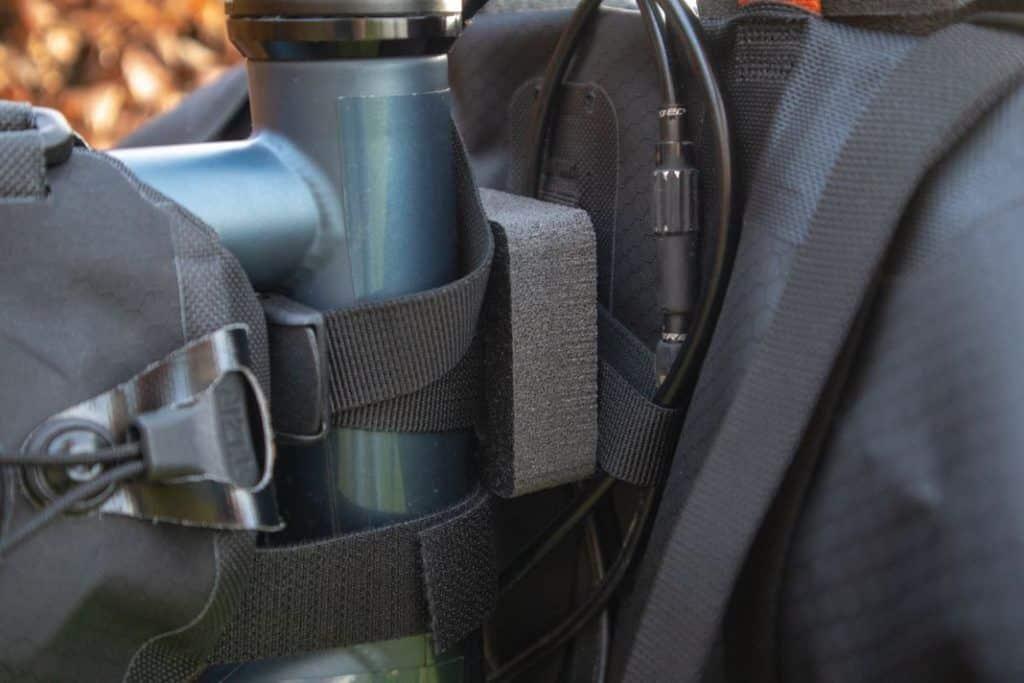 Ortlieb Handlebar Pack 15L handlebar bag Spacer