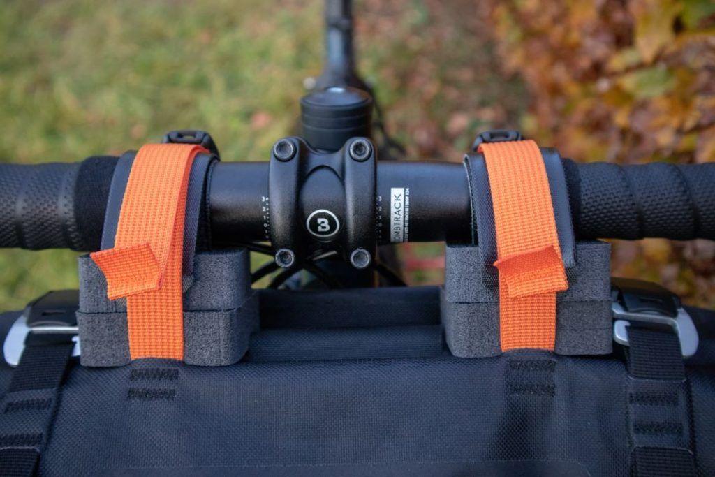 Ortlieb Handlebar Pack 15L handlebar bag optimal fastening