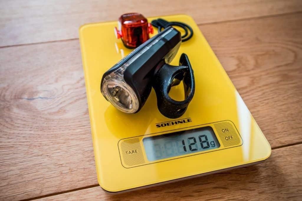Sigma Aura 60 Set Gewicht