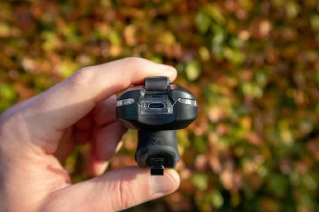 Sigma Aura 60 Test USB Anschluss Micro USB
