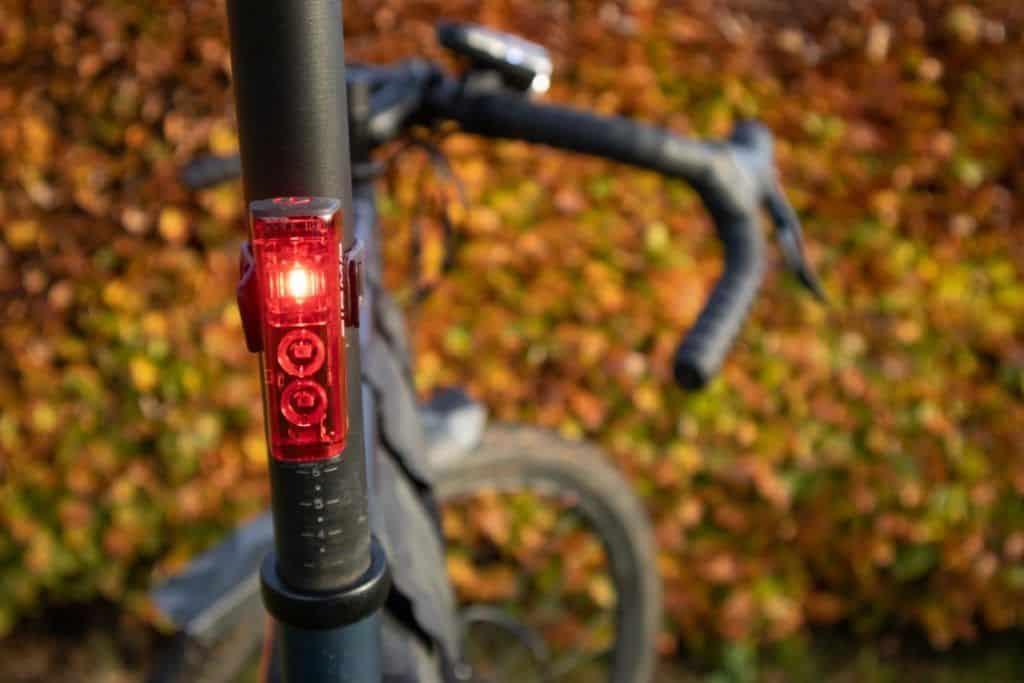 Sigma Aura 80 Blaze Rücklicht im Test