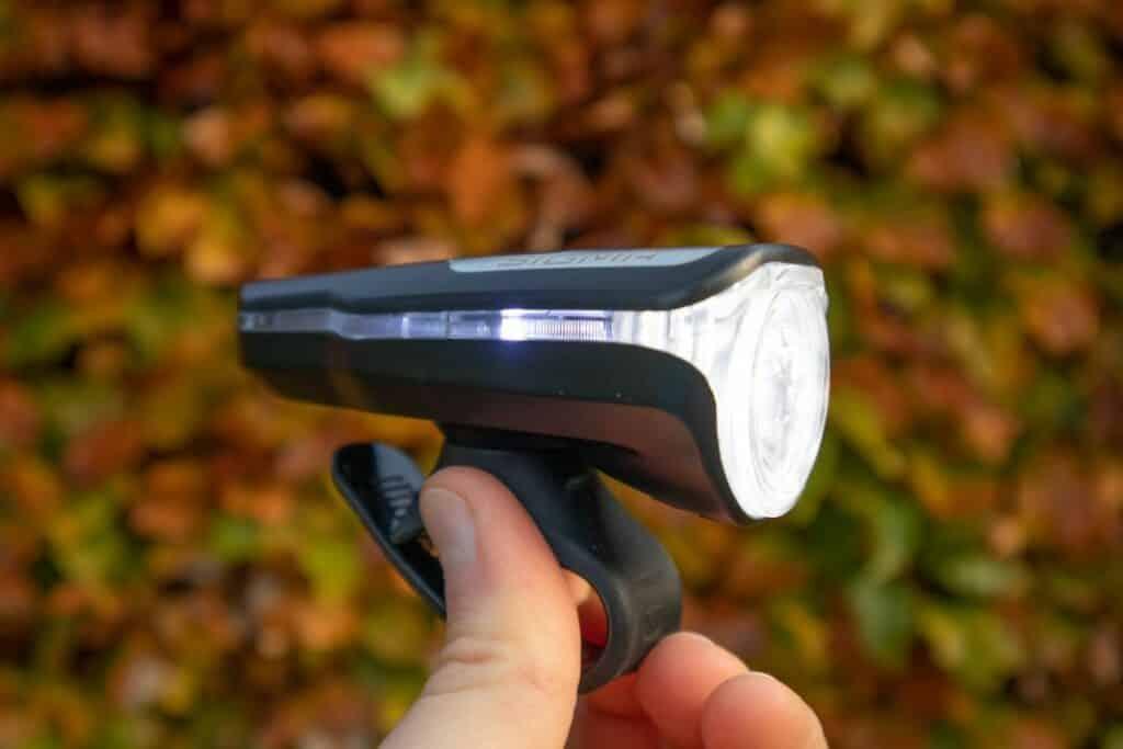 Sigma Aura 80 Test 80 Lux Leuchtstärke