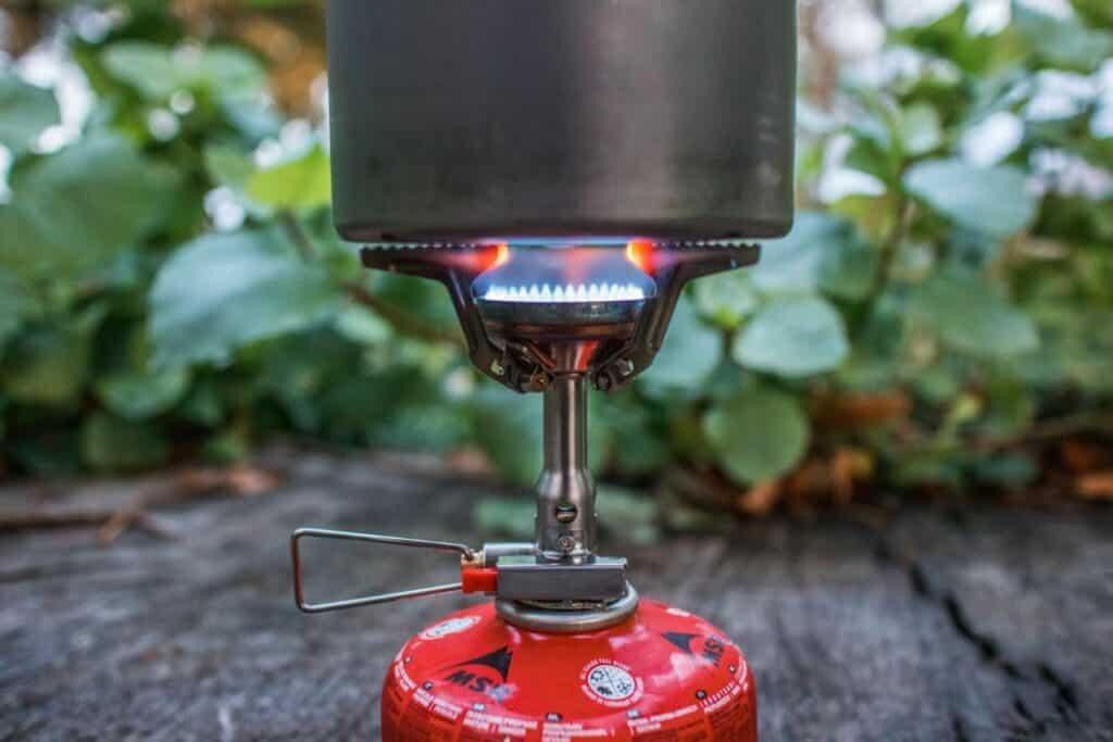 Soto Amicus Erfahrungen Mini Gaskocher mit Outdoor Kochtopf
