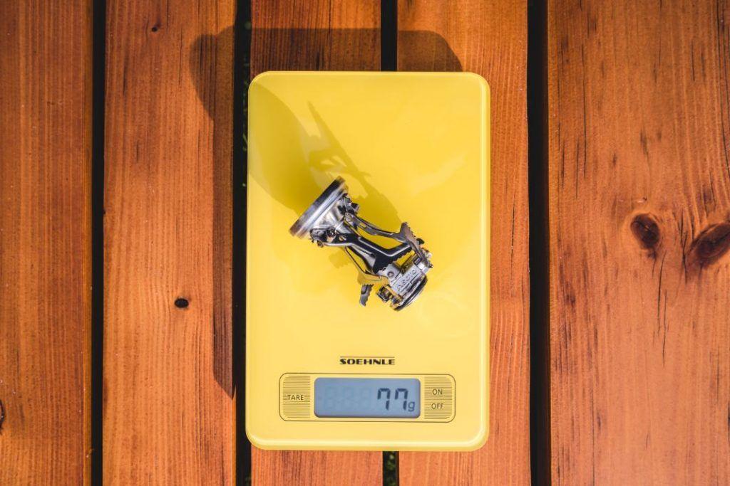 Soto Amicus Gewicht des Outdoor Kocher