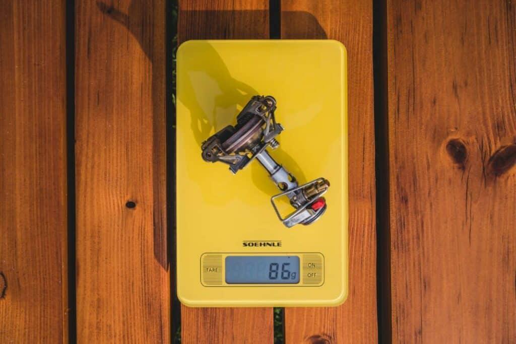 Soto Windmaster Gewicht Trekking Gaskocher