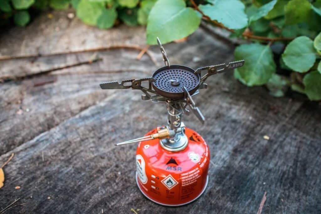 Soto Windmaster Outdoor Gaskocher mit Gaskartusche